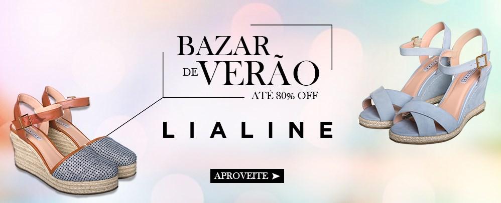 Bazar de Verão LIA LINE