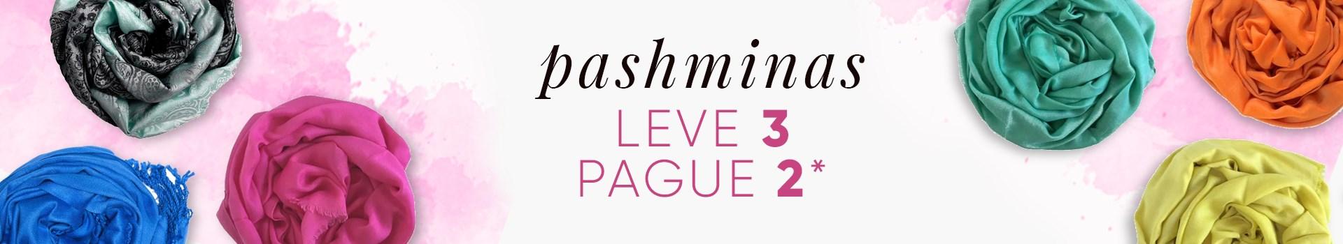 Pashmina - Leve 3 Pague 2