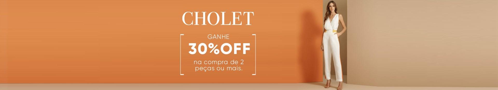 Cholet 30% Off