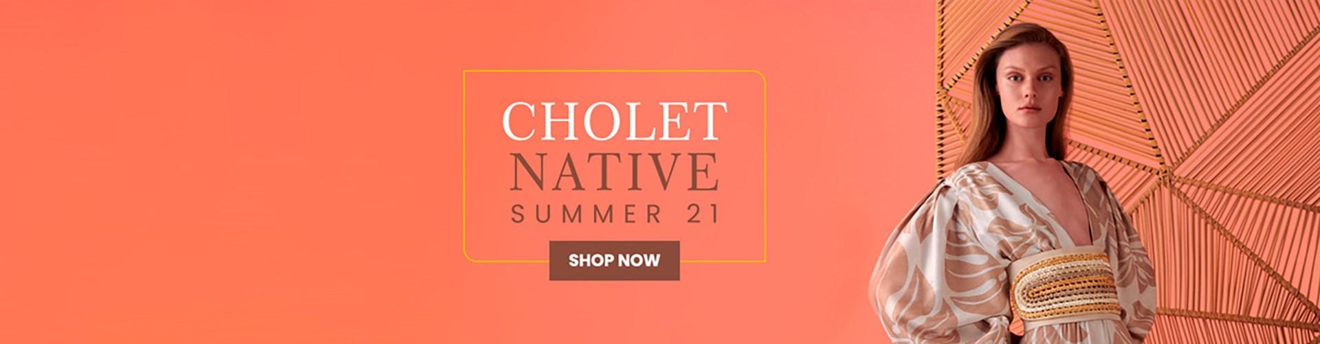 Cholet Native Summer 21