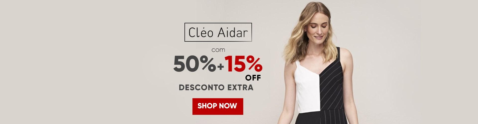 CLEO AIDAR 65% OFF