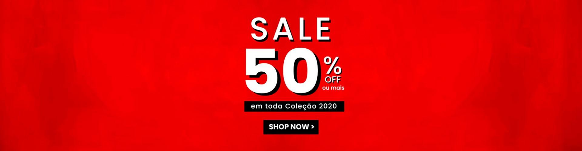 Sale 50 OFF