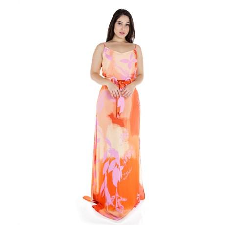 ALPELO - Vestido Longo Floral