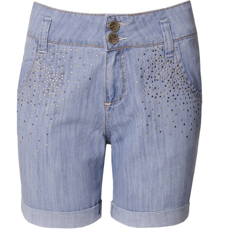BERMUDA JEANS LIGHT - STONADO