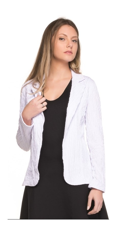 BLAZER CAPITOLLIUM EXCLUSIVE HANELEY I COSTUMIZADO - BRANCO