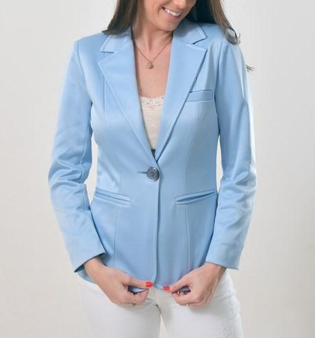 Blazer Classic Alfaitaria Azul
