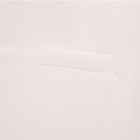 BLAZER CREPE TEXTURIZADO - OFF WHITE