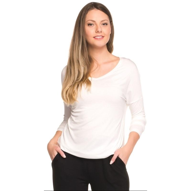 BLUSA LAURA - OFF WHITE
