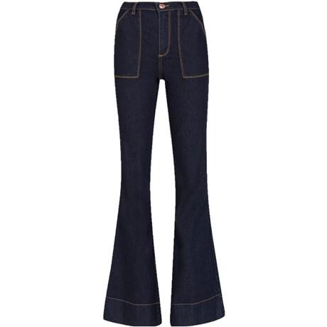 Calça Flare Jeans - Anselmi