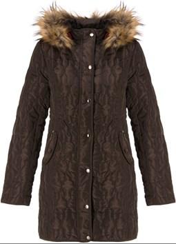 jaqueta de ganso
