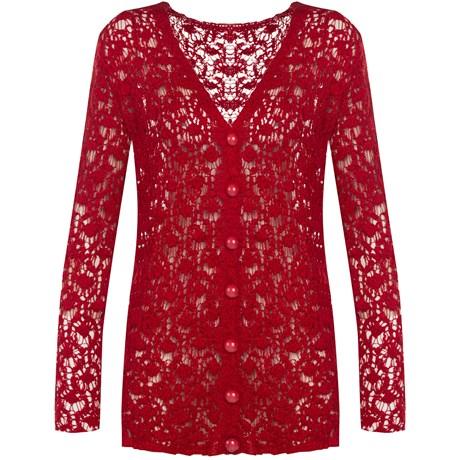 Casaqueto tricot Arainha