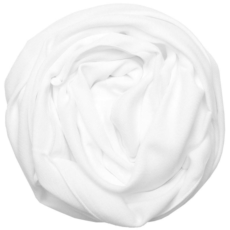 CONTORNOS - PASHMINA ITALIANA COM FRANJAS - OFF WHITE