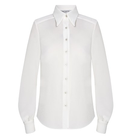DTZ COUTURE - CAMISA LAURA OFF WHITE