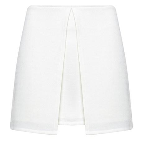 FELINI - SAIA CURTA OFF-WHITE ALFA