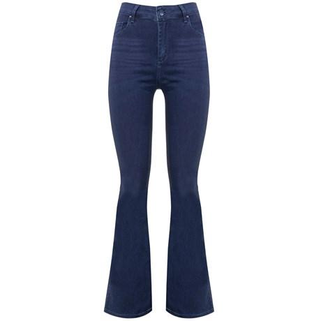 ITS&CO -Calça Jeans Flare Dark