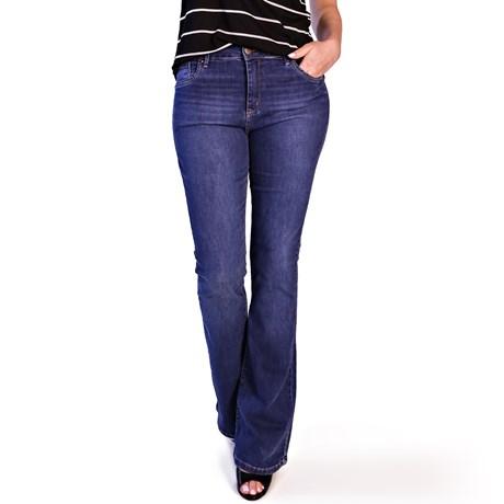 ITS&CO - Calça Jeans Flare Jenny