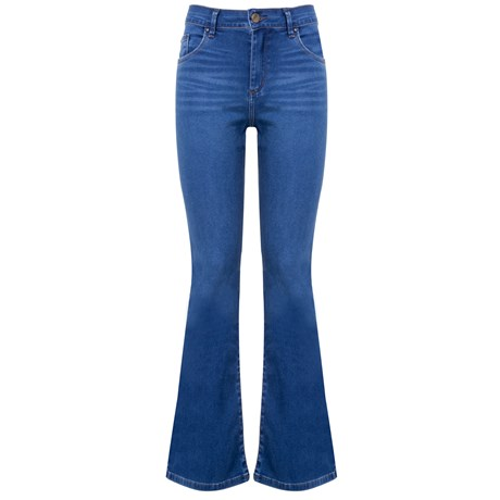ITS&CO - Calça Jeans Flare Light Blue