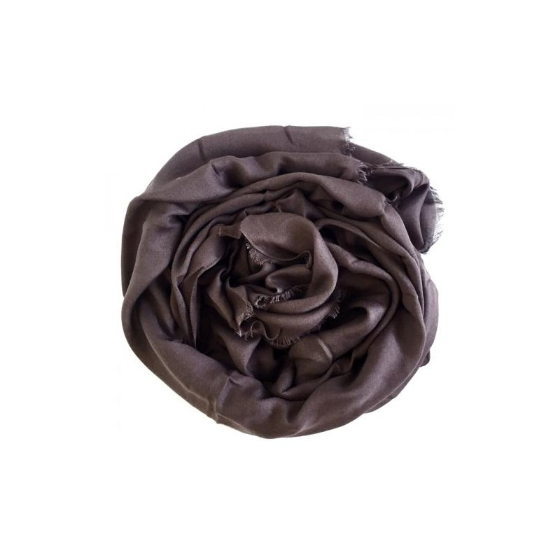 Pashmina Italiana Fluida Chocolate