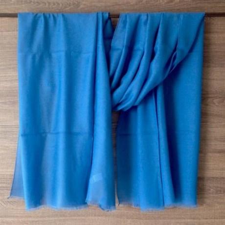 Pashmina Italiana Fluida Jeans
