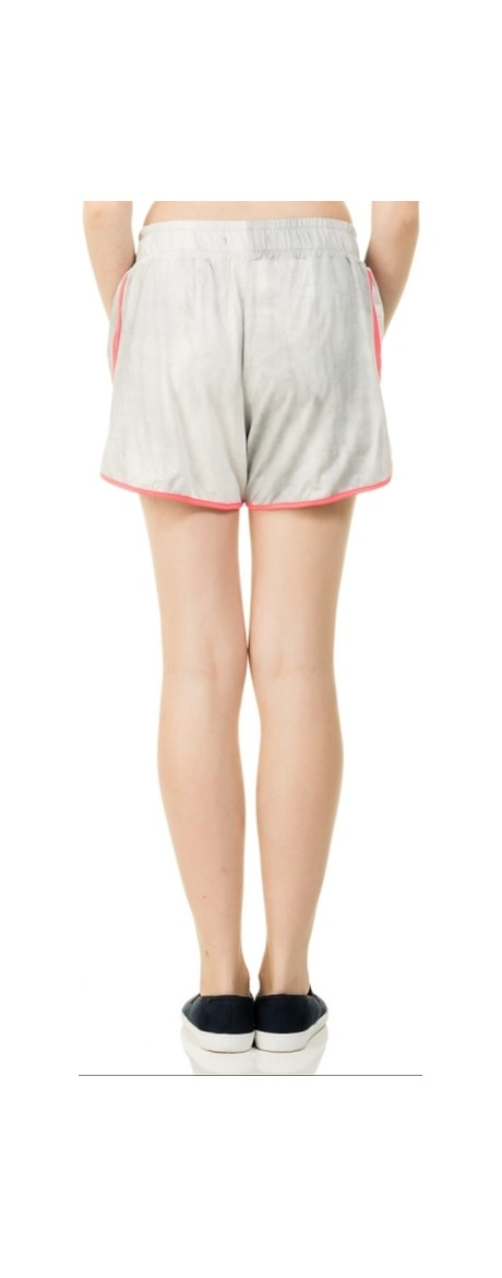 SHORTS WALK TRENDY RECORTES - GELO