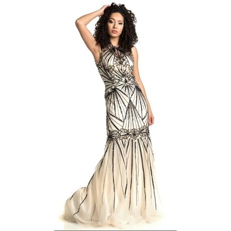 18776f135 Vestidos de Formatura Longos, Bordados e Luxuosos - Capitollium