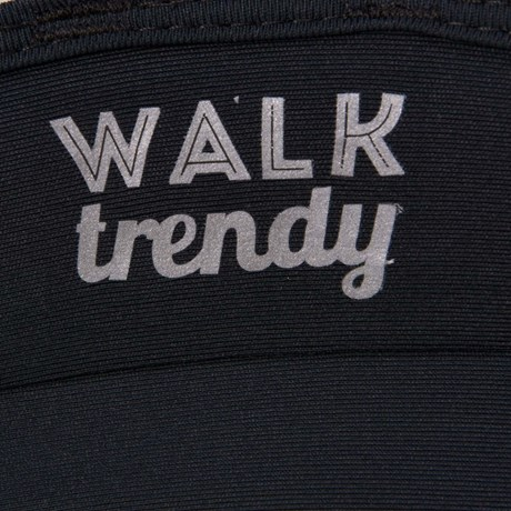 WALK TRENDY - TOP COM BOJO TIRAS COSTAS - PRETO